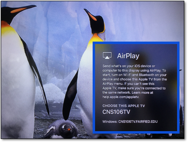 Mirror Your Mac to an Apple TV with AirPlay - Information